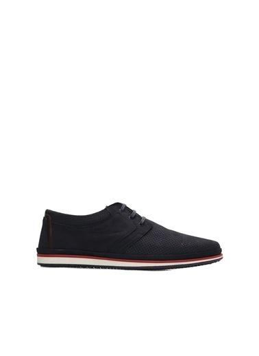 Divarese 5023180 Nubuk Erkek Ayakkabı Lacivert
